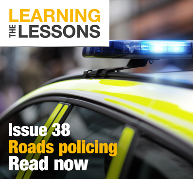 Learning the Lessons Issue 38