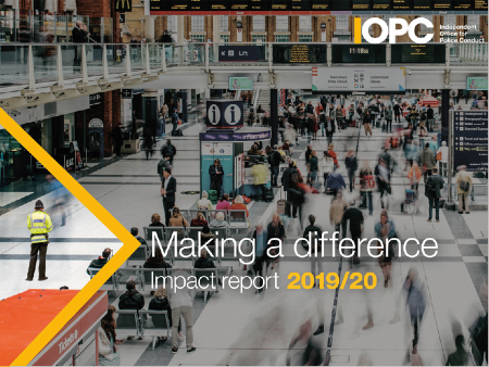 Our Impact Report presentation